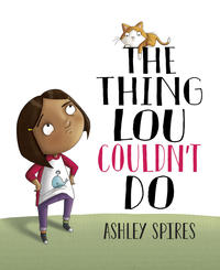 Book Cover the Thing That Lou Couldn't Do