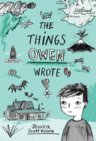 Book Cover The Things Owen Wrote