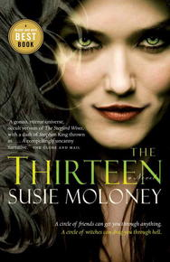 Book Cover The Thirteen