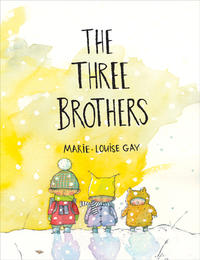 Book Cover The Three Brothers