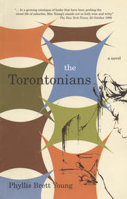 Book Cover The Torontonians