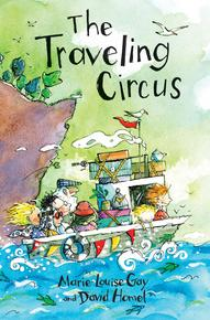 Book Cover The Travelling Circus