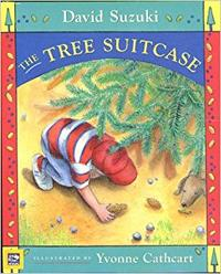 Book Cover The Tree Suitcase