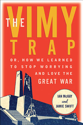 Book Cover The Vimy Trap