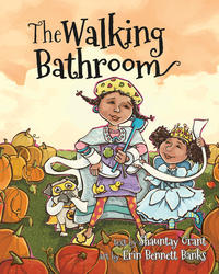 Book Cover the Walking Bathroom