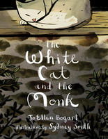 Book Cover the White Cat and the Monk