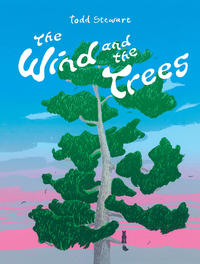 Book Cover THe Wind and the Trees