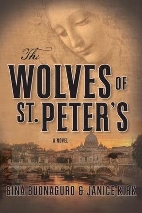 Book Cover The Wolves of St. Peters