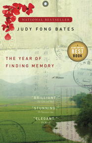 Book Cover the Year of Finding Memory