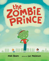 Book Cover The Zombie Prince