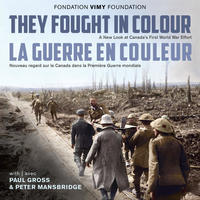 Book Cover they Fought in Colour