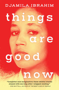 Book Cover Things Are God Now
