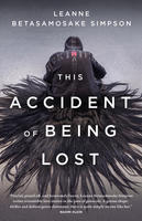 Book Cover This Accident of Being Lost