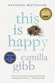 Book Cover This is Happy