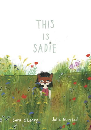 Book Cover This is Sadie