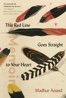 Book Cover This Red Line Goes Straight to Your Heart