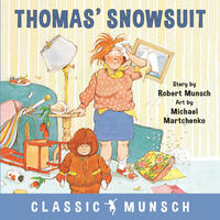 Book Cover Thomas's Snowsuit