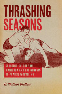 Book Cover Thrashing Seasons