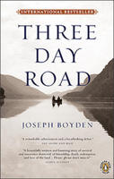 Book Cover Three Day Road