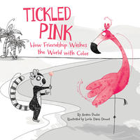 Book Cover Tickled Pink