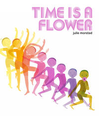 Book Cover Time is a Flower