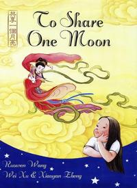 Book Cover to Share One Moon
