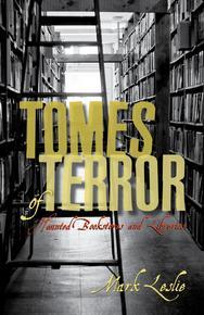 Book Cover tomes of Terror