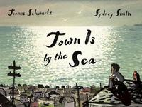 Book Cover Town is by the sea