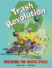 Book Cover Trash Revolution
