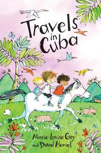 Book Cover Travels in Cuba