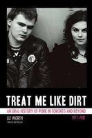Book Cover Treat Me Like Dirt