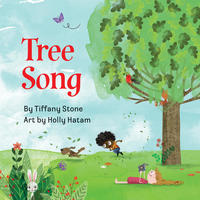 Book Cover Tree Song