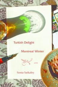 Book Cover Turkish delight Montreal Winter