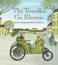 Book Cover Tweedles Go Electric