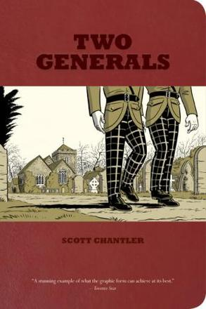 Book Cover Two Generals