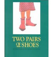 Book Cover Two Pairs of Shoes