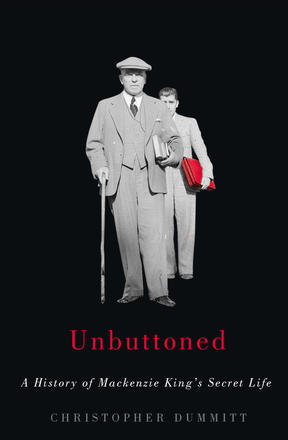 Book Cover Unbuttoned