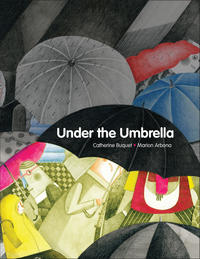Book Cover Under the Umbrella