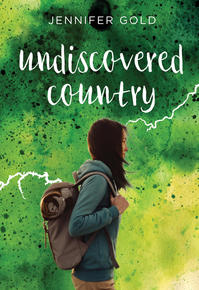 Book Cover Undiscovered Country
