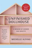 Book Cover Unfinished Dollhouse