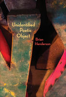 Book Cover Unidentified Poetic Object