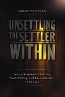 Book Cover Unsettling the Settler Within