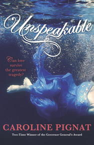 Book Cover Unspeakable