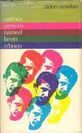 Book Coevr Various Persons Named Kevin O'Brien