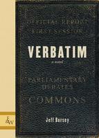 Book Cover Verbatim