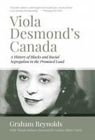 Book Cover Viola Desmond's Canada