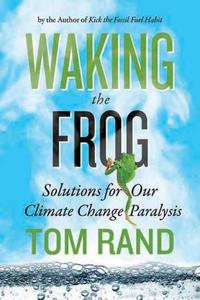 Book Cover Waking the Frog
