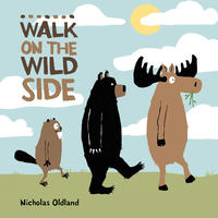 Book Cover Walk on the Wild Side