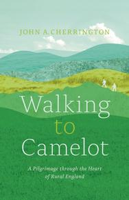Book Cover Walking to Camelot