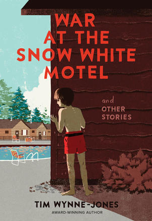 Book Cover War at the Snow White Motel